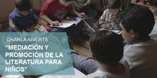 Brindarán una charla y un curso sobre literatura para niñxs en la FHyCS