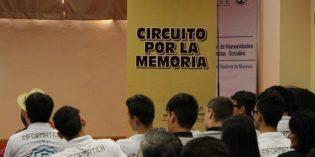 """Declaran al proyecto: """"Circuito por la Memoria"""" de interés municipal"""