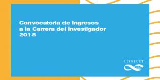 CONICET seleccionará 450 Investigadores para Ingreso a Carrera