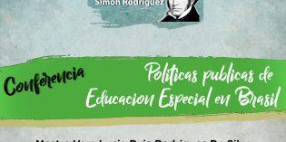 Lanzarán la Cátedra Abierta sobre Educación Pública Simón Rodríguez