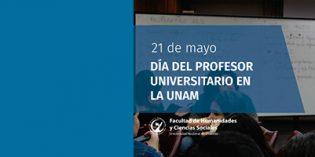 La UNaM celebra el Día del Profesor Universitario