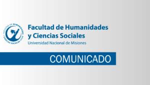 Pronunciamiento de las carreras de Comunicación Social de la FHyCS