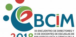 En septiembre se realizará el encuentro de Escuelas de Bibliotecología y Ciencia de la Información del MERCOSUR en Asunción