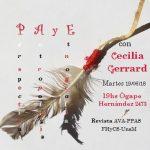 Realizarán una nueva edición de Payé en Espacio Ógape Natural & Cultural