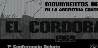 Realizarán un ciclo de charlas-debates sobre los movimientos de masa en Argentina a contemporánea