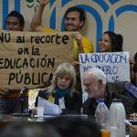 La UNaM se declaró en alerta ante la crisis financiera