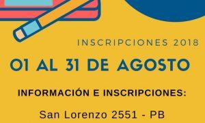 Están abiertas las inscripciones al Doctorado en Ciencias Humanas y Sociales de la UNaM