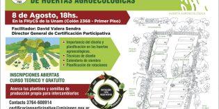 Comienza un nuevo ciclo de talleres del programa de agroecología urbana