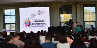 La FHyCS participó del Congreso Nacional de Extensión en San Juan