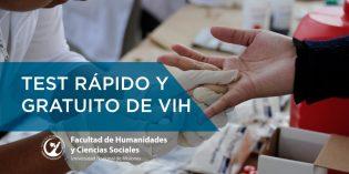 Realizarán testeos gratis de VIH en la FHyCS