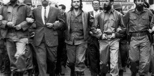 """Influencia del pensamiento de Ernesto """"Che"""" Guevara en los movimientos de masas"""