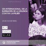 La FHyCS ratifica su compromiso en el Día Internacional de la Eliminación de la Violencia contra la Mujer