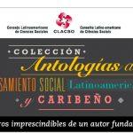 CLACSO disponibiliza dos libros de Boaventura de Souza Santos
