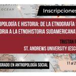 Comenzaron las inscripciones para los seminarios 2019 del Programa de Posgrado en Antropología Social