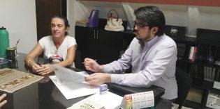 La FHyCS continúa fortaleciendo los vínculos inter institucionales con el medio