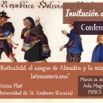 Conferencia Tristan Platt