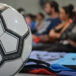 Lanzamiento de la Liga Universitaria de Fútbol de Posadas 2019