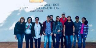 Investigadores de la FHyCS participaron en encuentro de pueblos jesuitas guaraníes