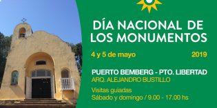 Cronograma de actividades por el Día de los Monumentos