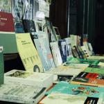 Se realizó exposición de bibliografía temática en la FHyCS