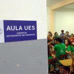 Nombraron Unión de Estudiantes Secundarios (UES) aula de la FHyCS