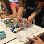 El profesorado en Ciencias Económicas de la FHyCS recibió un kit de robótica educativa