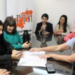 FHyCS inicia acciones conjuntas con la Asociación de Profesionales de Trabajo Social de Itapúa