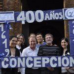 Continúan las actividades por los 400 años de Concepción de la Sierra