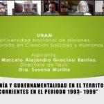 La FHyCS-UNaM tiene un nuevo Doctor en Ciencias Humanas y Sociales