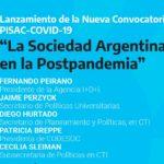 Convocatoria a las Ciencias Sociales y Humanas en la Crisis COVID-19
