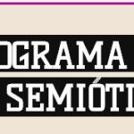 Inscripciones y dictado virtual de la Especialización en Semiótica de la Lengua y la Literatura